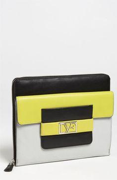 Diane von Furstenberg 'Metro' iPad Case available at #Nordstrom