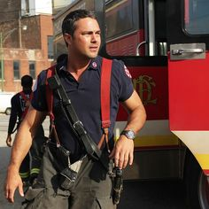Severide returns back to Firehouse 51 tonight at 10/9c.