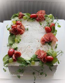 Kakkupuoti MariAnnika: Voileipäkakut Afternoon Tea, Feta, Potato Salad, Vegetables, Ethnic Recipes, Salads, Vegetable Recipes, Veggies