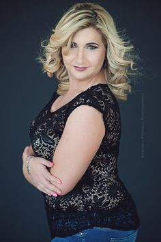 Modern Glamour Boudoir Rebekah Pernell Photography