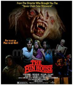 The Funhouse 1981 Edit By Mario. Frías