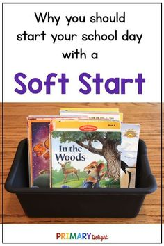 Soft Start vs. Morning Work to Start the School Day – Primary Delight