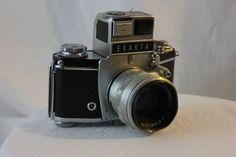 Exakta Ihagee Dresden VX IIa Camera 1961 by brooksandthurman