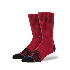 Stance Mens Nautilos Socks Large/X-Large Red Stance http://www.amazon.com/dp/B00G99W11M/ref=cm_sw_r_pi_dp_7brlxb1SYS8NF