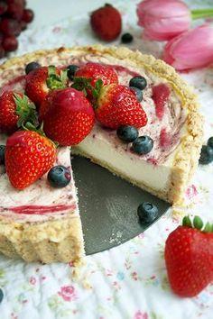 """Der """"Ohne Sünde Kuchen"""" ist ein Kuchen den man ganz OHNE schlechtes Gewissen essen kann. Man denkt jetzt vielleicht """"ein Kuchen essen ohne schlechtes Gewissen, na der kann doch ni…"""