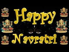 Happy Navratri Wishes, Greetings, E-cards,Images,Animation,SMS,Messages,Whatsapp Video,Navratri 2016 - YouTube