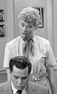 Welcome to Marriage - I Love Lucy Sticks Her Tongue at Ricky ---- best hilarious jokes funny pictures walmart humor fail I Smile, Make Me Smile, Hump Day Humor, Thursday Humor, Friday Meme, Monday Humor, Funny Quotes, Funny Memes, Hilarious Jokes