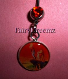 The LION KING Disney Belly Navel Ring Jewelry by FairyDreemz, $12.00