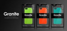 Granite Ultra Slim for iPhone 5 - iPhone 5 - iPhone[more-thing.com]