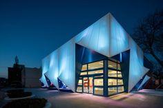 Europagebouw met 3D-printtechnieken » Bouwwereld.nl
