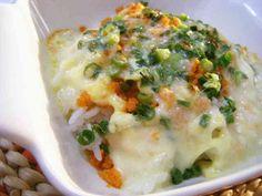 サケマヨチーズで旨うまドリア風♡の画像