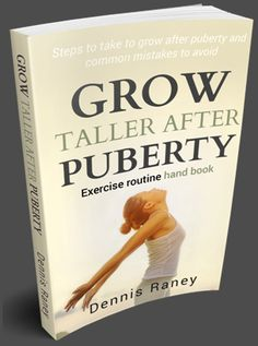 How I was able to grow taller after puberty. You too can grow by 2 to 4 inches with he exercises and other tips to increase height after 20 in the PDF. Increase Height After 25, Increase Height Exercise, How To Become Tall, How To Grow Taller, Get Taller Exercises, Height Growth, Rich In Protein, Growth Hormone, Good Posture