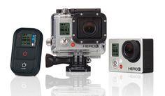 GoPro HERO3 vs GoPro HERO2 vs Sony Action Camera HDR-AS15 Comparison Specs