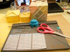 ▶ Creating gift boxes with your Envelop Punch board - YouTube