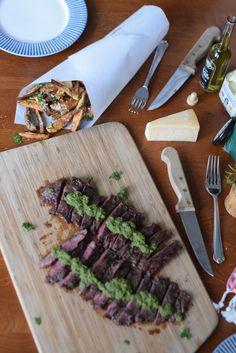 Steak Frites Recipe