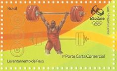 Rio 2016 - Weight lifting