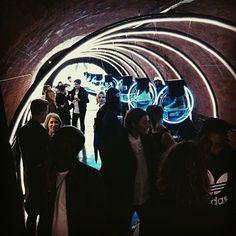 Adidas Tubular X Launch Event