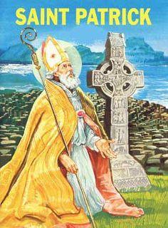 St.Patrick's prayer