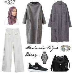 Aminah´s Hijab Diary #hijab #hijabfashion #modest #fashion #style #look #outfit #ootd #muslimah #germany