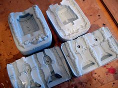 Sucklord droid molds