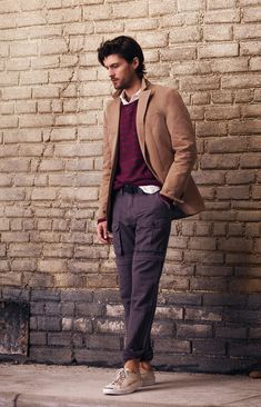 c3773103a4d Fantasy and Madness — Malcolm Jackson for Club Monaco Fall Winter 2012 Well  Dressed Men