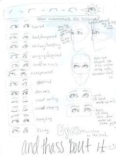 Eye tutorial by burdge.