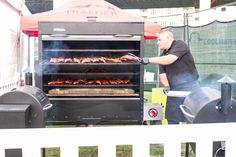 Barque made the most scrumptious ribs at #TasteofToronto 2015 // #Barque #Ribs #Toronto #BBQ #Cooking #Chef