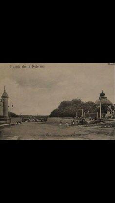 Al fondo ...el Puente de la penitenciaria.