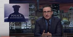 John Oliver calls for increased use of police bodycams     - CNET  Technically Incorrect offers a slightly twisted take on the tech thats taken over our lives.  Enlarge Image  Are police officers held accountable enough?                                             Last Week Tonight/YouTube screenshot by Chris Matyszczyk/CNET                                          A new video seems to come out every day.  Incidents of purported police misconduct litter the web. Their accumulation appears to…