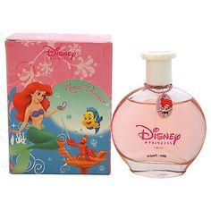 Disney Princess Little Mermaid Ariel by Disney for Kids - 3.4 oz EDT Spray (