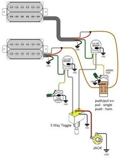 push pull pot wiring - group picture, image by tag - keywordpictures ...