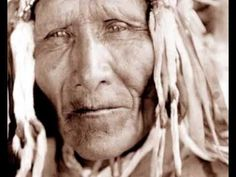 Native American Sioux -Faces Of The Old