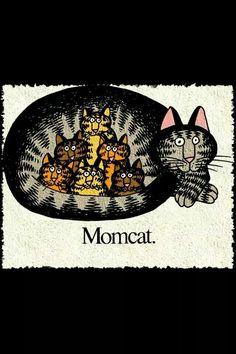 .Kliban Cat♥•♥•♥