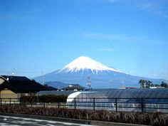 New Year's Mt. FUJI from Miho. (01 Jan 2013)
