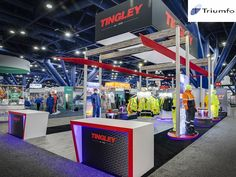 Exhibition Stall Design, Exhibition Display, Environmental Graphic Design, Environmental Graphics, Trade Show Flooring, Trade Show Booth Design, Best Trade, Signage Design, Graphic Design Posters