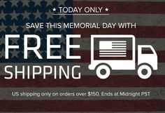 """Free Shipping on Orders over $150 at www.TetherTools.com!  For today May 29 2017 receive free shipping on orders over $150 on www.tethertools.com. Simply choose the """"Memorial Day Free Shipping  Priority or FedEx Ground"""" shipping option at checkout.  #sale #memorialday #betterwhenyoutether #tethertools #photography #photo #photographer #photooftheday #photoshoot #setlife #photos #photograph #picture #pic #bts #dslr #cameragear #camera"""