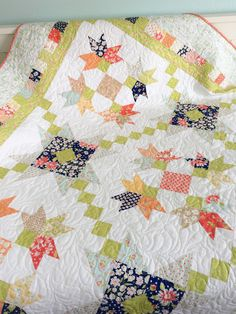 Carried Away Quilting: New Patterns: Purely Petals and Wallflowers