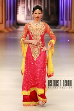 Nomi Ansari's collection at Pantene Bridal Couture Week 2012 was remarkable! It was the perfect trousseau for a Pakistani bride. Nomi Ans...