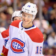 """Jesperi Kotkaniemi or """"Kid""""kaniemi. He's just a youngster at Montreal Canadiens, Of Montreal, Fan Page, Hockey Players, Toronto, Sports, Boys, Cimorelli, Middle"""
