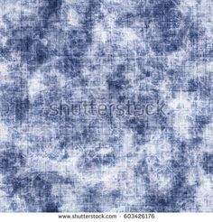 Abstract indigo tie-dyed and acid-washed fabric textured background. Fabric Textures, Textures Patterns, Print Patterns, Cloud Texture, Indigo, Elephant Tapestry, Photo Texture, Unique Wallpaper, Abstract Photos