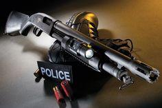 Mossberg 500 Thunder Ranch 12ga shotgun.