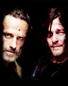 Rick & Daryl <3 <3