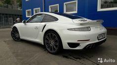 Porsche 911 Turbo, 2014 купить в Пермском крае на Avito — Объявления на сайте…