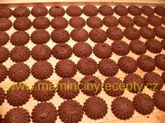 Košíčky Izidor Cookies, Crack Crackers, Biscuits, Cookie Recipes, Cookie, Biscuit
