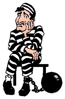 imprisoned clip art sad woman in prison royalty free stock photos rh pinterest com prison clip art free prisoner clip art