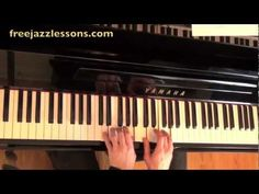 Learn 7 Sweet Jazz Piano Chords - YouTube
