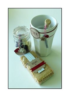 cadeaux gourmands on pinterest scrapbooking sugar cubes and sachets. Black Bedroom Furniture Sets. Home Design Ideas