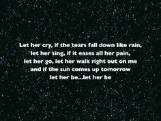 """Let Her Cry"" - Hootie and the Blowfish"