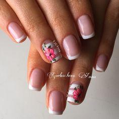 :-) Mani Pedi, Nail Manicure, Toe Nails, Precious Nails, Easy Nail Art, Perfect Nails, Jamberry, How To Do Nails, Beauty Nails