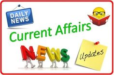 competitive exams covers current affairs chapter for a good score. In order to succeed in the exam candidates need to read these current affairs